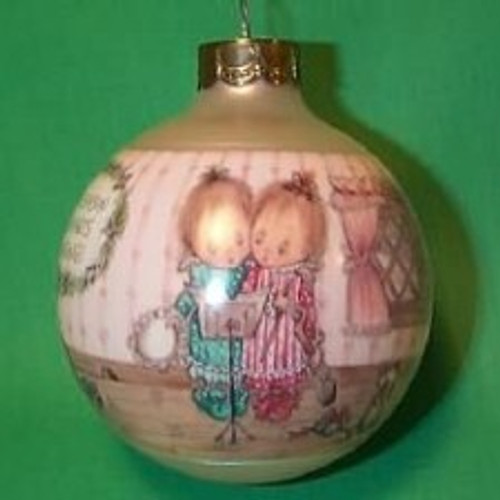 1990 Betsey Clark #5 - Home For Christmas
