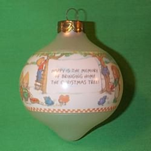 1993 Betsey Clark #2 - Country Christmas
