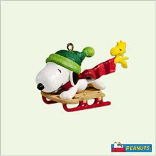 2005 Winter Fun With Snoopy #8