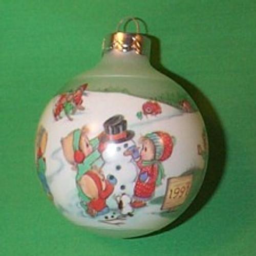 1991 Betsey Clark #6F - Home For Christmas