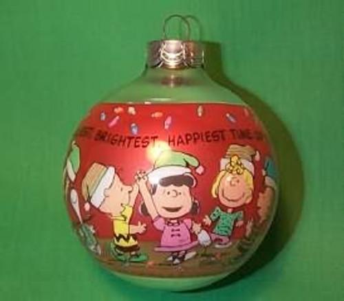 1990 Peanuts