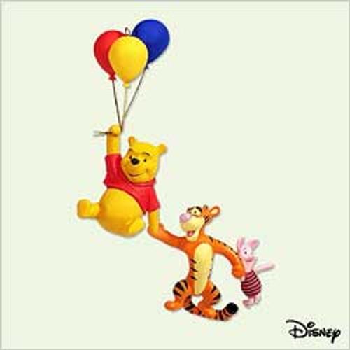 2005 Winnie The Pooh - Miniature