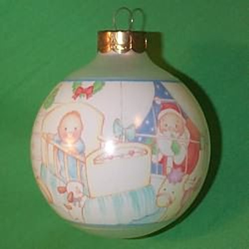 1994 Baby's 1st Christmas - Boy