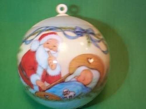 1989 Babys 1st Christmas - Boy