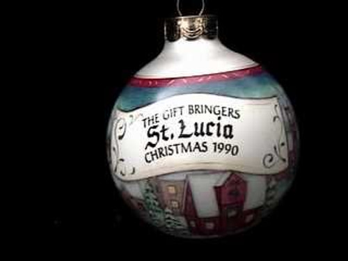 1990 Gift Bringers #2 - St. Lucia