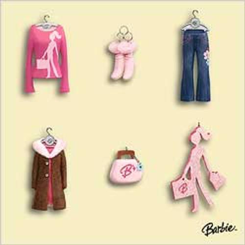 2006 Barbie - Fashion Minis