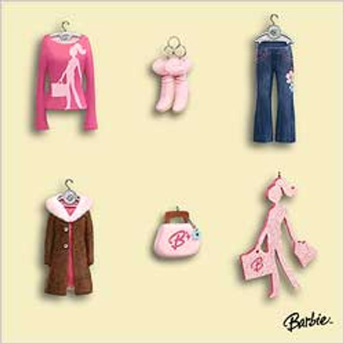 2006 Barbie - Fashion Minis