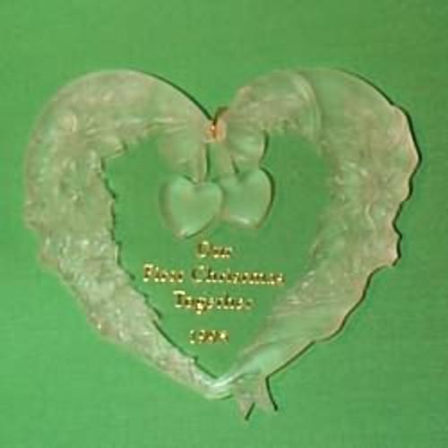 1995 1st Christmas Together - Acrylic