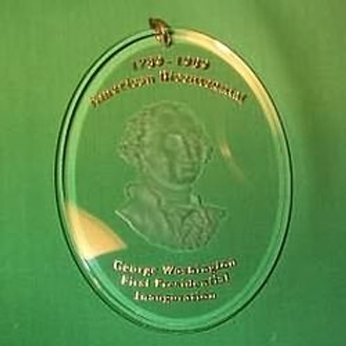 1989 George Washington Bicentennial