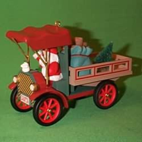 1993 Here Comes Santa #15 - Happy Haulidays