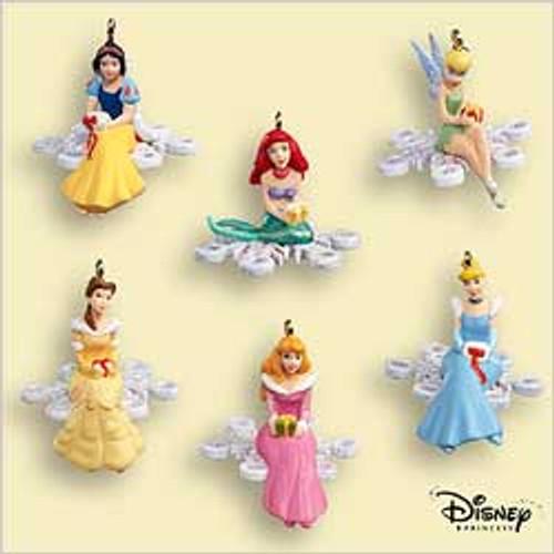 2006 Disney - Snowflake Minis