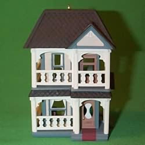 1993 Nostalgic Houses #10 - Cozy Home