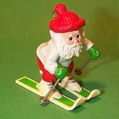 1989 Snowplow Santa
