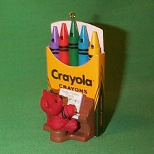 1991 Crayola #3 - Organ
