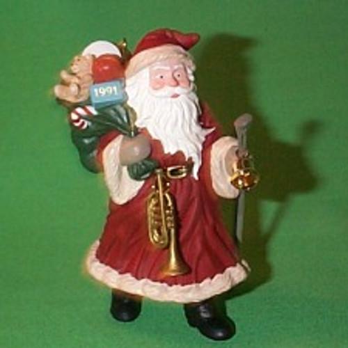 1991 Merry Olde Santa #2