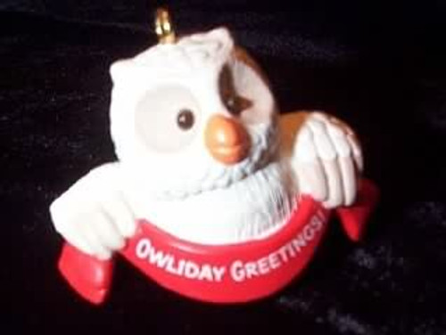 1989 Owliday Greetings