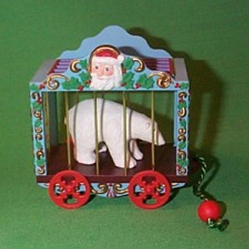 1991 Polar Circus Wagon