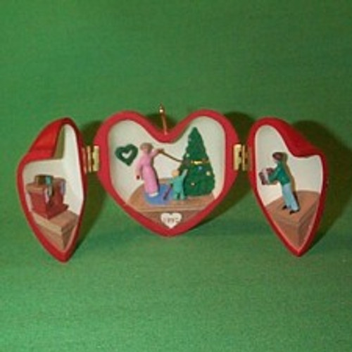 1992 Heart Of Christmas #3