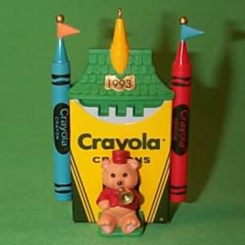 1993 Crayola #5 - Castle