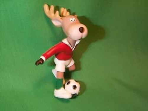 1990 Reindeer Champs #5 - Comet