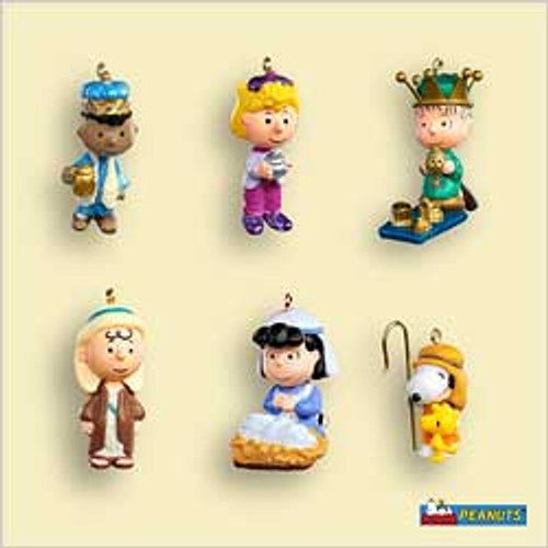 2006 Peanuts Pageant Minis