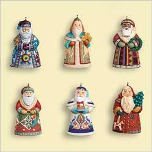 2006 Santa - World Minis