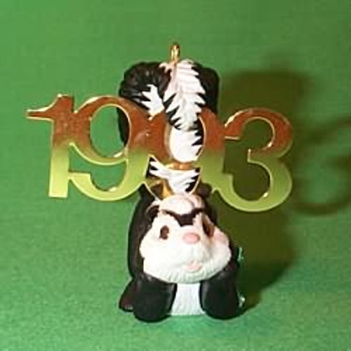 1993 Fabulous Decade #4 - Skunk