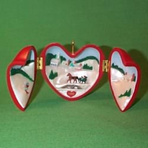 1993 Heart Of Christmas #4