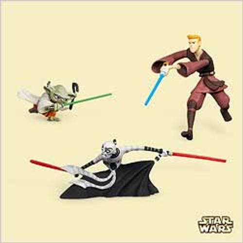 2006 Star Wars - Clone Wars Minis