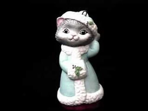1990 Christmas Kitty #2