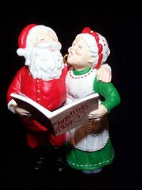 1989 Mr. And Mrs. Claus #4 - Holiday Duet
