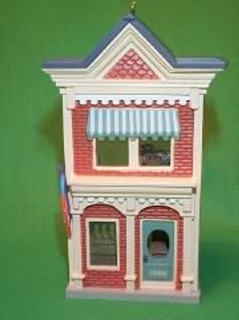 1989 Nostalgic Houses #6 - Post Office