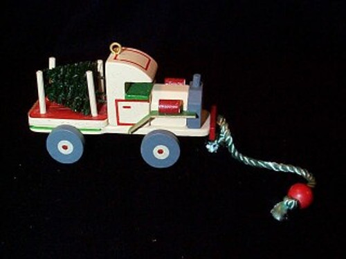 1989 Wood Childhood #6 - Truck