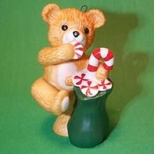 1989 Cinnamon Bear #7 - With Bag