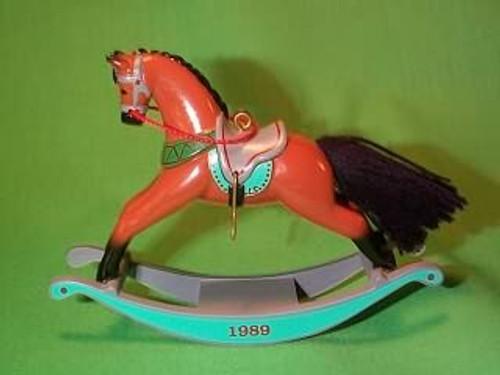 1989 Rocking Horse #9 - Bay