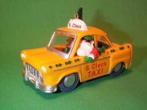 1990 Santa Claus Taxi