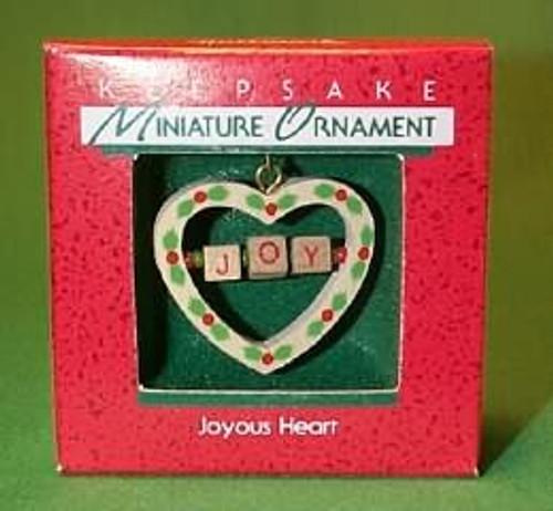 1988 Joyous Heart