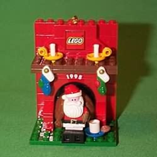 1995 Lego - Fireplace