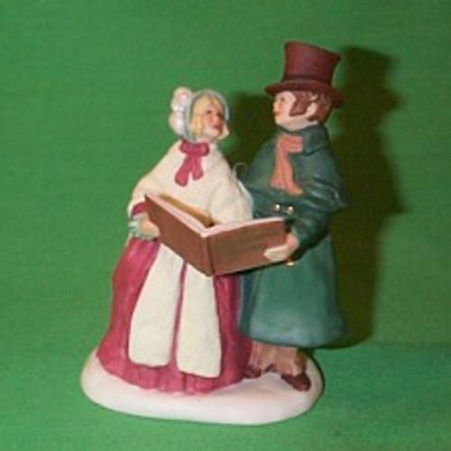1991 Christmas Col - Merry Carolers