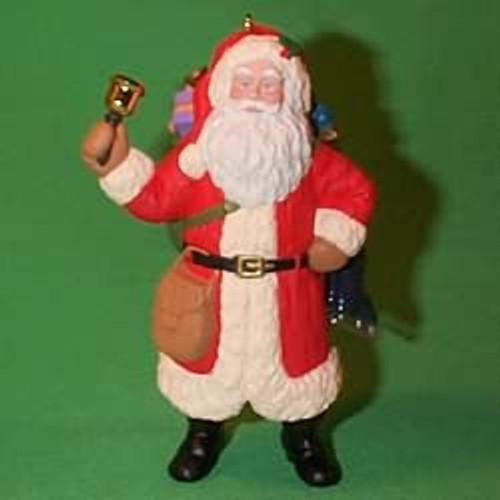 1993 Merry Olde Santa #4