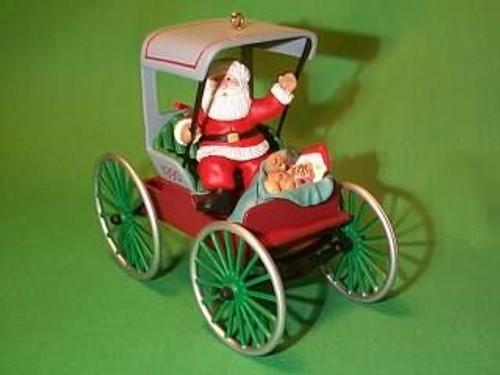 1990 Here Comes Santa #12 - Festive Surrey