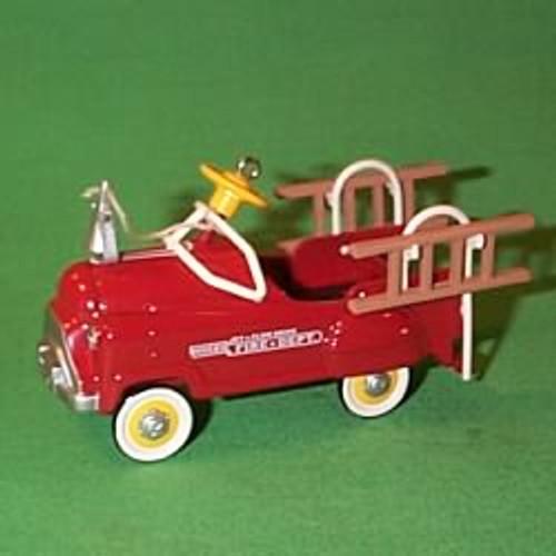 1995 Kiddie Car Classic #2 - Fire Truck