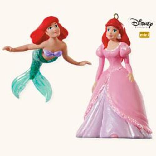 2008 Ariel's Dream Mini Set of 2
