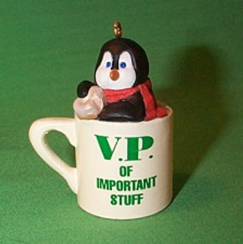1992 VP Important Stuff