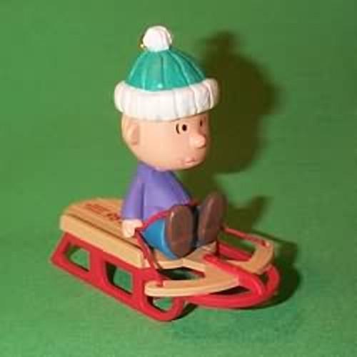1995 Peanuts Gang #3 - Linus