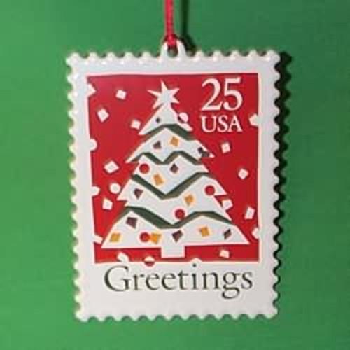 1995 U.S. Christmas Stamp #3F