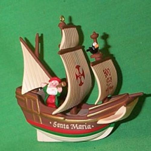 1992 Santa Maria