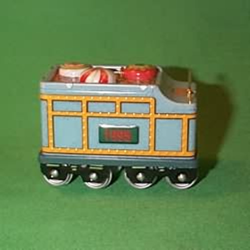 1995 Yuletide Central #2 - Coal Car