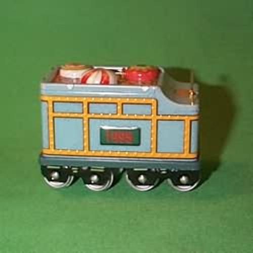 1995 Yuletide Central #2 - Coal Car