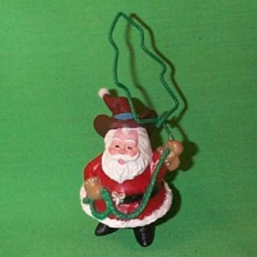 1992 Santa's Roundup